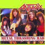 Metal Trashing Mad Live Dallas 1987