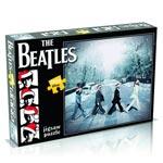Winter Abbey Road Puzzle 1000 pcs