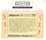Svensk Jazzhistoria vol  1 1899-1930