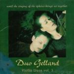 Violin Duos Vol 3