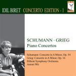 Piano concertos (Idil Biret)
