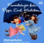 Favoritsånger Från Pippi, Emil, Madicken...