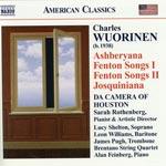 Ashberyana/Fenton songs