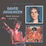 David Johansen + Live it up