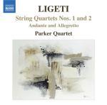 String Quartets Nos 1 & 2