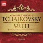 Complete symphonies (Muti)