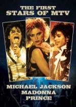 First Stars Of MTV (Madonna/Prince/M Jackson)