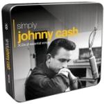 Simply Johnny Cash (Plåtbox)