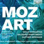 Violin Concertos/Salzburg Div./Haffner..