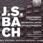 Brandenburg concertos/Orchestral suites/mm