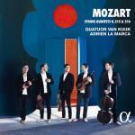 String Quintets K515 & 516
