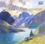 Grieg for meditation