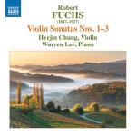 Violin Sonatas Nos 1-3