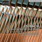 Cello Suites For Solo Piano