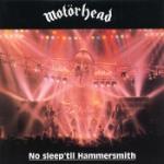 No sleep `til Hammersmith