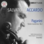 Paganini Violin Concertos 1&2