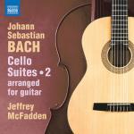 Cello Suites Vol 2 (Arr For Guitar)