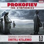 The symphonies (Kitajenko)