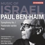 Music Of Israel - Symphony No 1