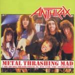 Metal thrashing mad at Arcadia 1989