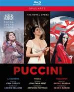 La Boheme / Tosca / Turandot
