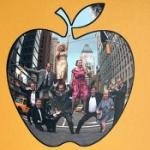 Big apple 2015
