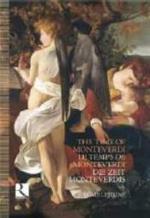 Time Of Monteverdi