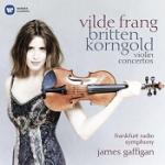 Britten/Korngold violin concertos