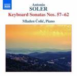 Keyboard Sonatas Nos 57-62