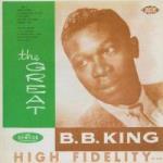 Great B B King