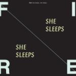 She sleeps She sleeps