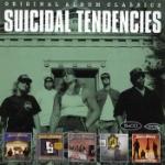 Original albums 1988-93