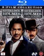 Sherlock Holmes 1+2 / Limiterad