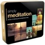 Simply Meditation (Plåtbox)