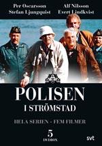 Polisen i Strömstad / Box (Hela serien)