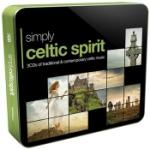 Simply Celtic Spirit (Plåtbox)