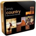 Simply Country (Plåtbox)
