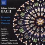 Favoutite arias and choruses