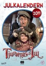 Tjuvarnas Jul / Julkalendern 2011
