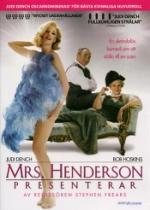 Mrs Henderson presenterar