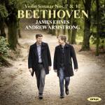 Violin Sonatas Nos 7 & 10