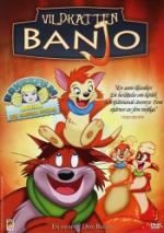 Vildkatten Banjo och Annika