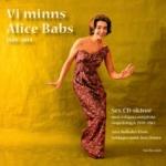 Vi minns Alice Babs 1924-2014