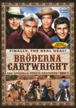 Bröderna Cartwright / Säsong 1 Box 1