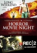 Horror movie night box 1 (4 filmer)