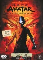 Avatar / Den siste luftbändaren bok 3 - Eld