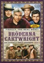 Bröderna Cartwright / Säsong 1 Box 4