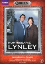 Kommissarie Lynley Box 5 / Ep 14-17