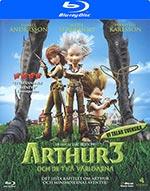 Arthur 3 / Arthur och de två världarna