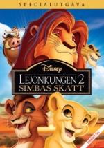 Lejonkungen 2 S.E / Simbas skatt